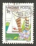Stamps Europe - Hungary -  2884 - Lugar de vacaciones Zanka