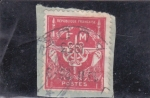 Stamps Europe - France -  ESCUDO