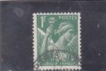Stamps France -  ANGEL