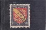 Stamps Europe - France -  ESCUDO DE ALSACIA