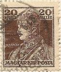Stamps Hungary -  IV KAROLY