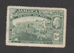 Stamps Jamaica -  Embarcando cotingente