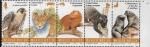 Sellos de America - México -  Conservemos la fauna amenazada