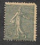 Stamps France -  139 - El Sembrador