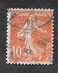 Sellos de Europa - Francia -  162 - El Sembrador sin Suelo