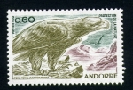 Stamps Europe - Andorra -  Aguila real de los Pirineos