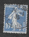 Stamps France -  164 - El Sembrador sin Suelo