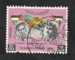 Stamps Jordan -  388 - Día del Renacimiento Árabe
