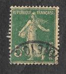 Sellos de Europa - Francia -  159 - El Sembrador sin Suelo