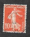 Stamps France -  162 - El Sembrador sin Suelo