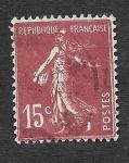 Sellos de Europa - Francia -  165 - El Sembrador sin Suelo