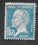 Stamps France -  189 - Louis Pasteur