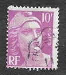 Sellos de Europa - Francia -  600 - Marian
