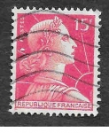 Stamps France -  753 - Marian