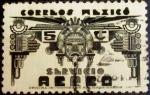 Stamps : America : Mexico :  México. 1934