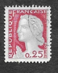 Stamps France -  968 - Marian