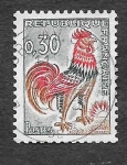 Stamps France -  1024B - Gallo