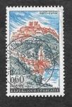 Stamps France -  1070 - Saint-Flour