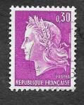 Sellos de Europa - Francia -  1198 - Marian