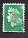 Stamps France -  1230 - Marian