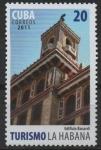 Sellos de America - Cuba -  EDIFICIO  BACARDI
