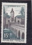 Stamps France -  pueblo de Le Quesnoy (Nord)