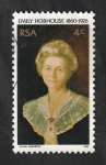 Stamps South Africa -  409 - Emily Hobhouse