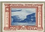 Sellos del Mundo : Europa : Italia : CROCIERA ZEPPELIN 1933