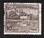 Stamps Asia - Kazakhstan -  Jardines de shalimar