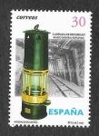 Sellos de Europa - España -  Edf 3408 - Minerales de España
