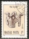 Sellos de Europa - Hungría -  3102 - Obra de arte del neotítico y del año de bronze