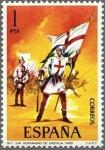 Stamps Europe - Spain -  2139 - Uniformes militares - Orden de la Santa Hermandad de Castilla 1488