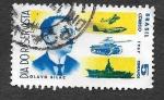 Sellos de America - Brasil -  1073 - Día de los Reservistas