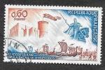 Stamps : Europe : France :  1160 - 900º Aniversario de la Batalla de Hastings
