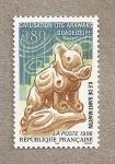 Sellos de Europa - Francia -  Civilización de los Arawaks de Guadalupe