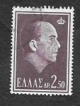 Stamps Greece -  783 - Pablo I de Grecia