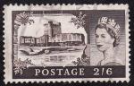 Stamps United Kingdom -  Castillos