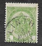 Stamps Belgium -  84 - Escudo