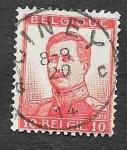 Sellos de Europa - Bélgica -  95 - Alberto I de Bélgica