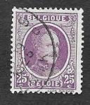 Stamps Belgium -  151 - Alberto I de Bélgica