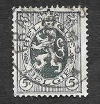 Stamps Belgium -  201 - Escudo