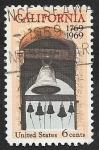 Sellos de America - Estados Unidos -  876 - Bicentenario de la colonización de California