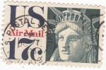 sellos de America - Estados Unidos -  76 - Estatua de La Libertad