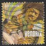 sellos de America - Estados Unidos -  4693 - Jimi Hendrix