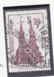 Stamps Argentina -  BASÍLICA DE LUJAN