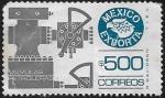Sellos del Mundo : America : México :  México Exporta Válvulas Petroleras