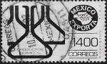 Sellos de America - México -  México Exporta Productos Químicos