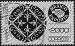 sellos de America - México -  México Exporta Hierro Forjado