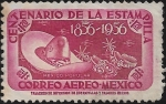 Sellos del Mundo : America : México :  México Popular