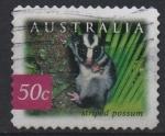 Sellos del Mundo : Oceania : Australia : SARIGÜEYA  RAYADA